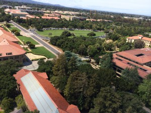 Stanford aerial oval