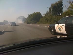 101 Cop accident 2