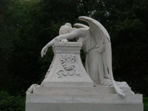 Crying angel 3